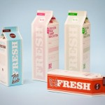 t shirt packaging milk carton